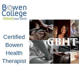 CBHT Certificate Program
